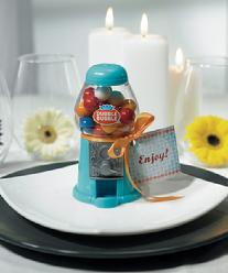 8557-Gumball Dispenser Favour