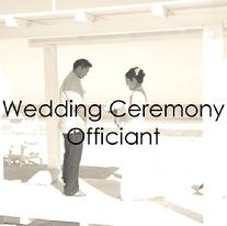 Licenced Wedding Officiant