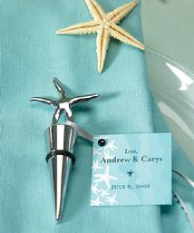 8402 Starfish Wine Stopper